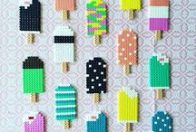 Hama beads patterns inspirations