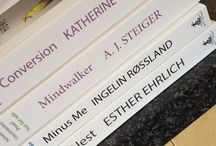 Rock the Boat / Rock the Boat is the new YA/children's imprint from Oneworld! Look out for the first four books coming in June and July 2015: CONVERSION by Katherine Howe, MINDWALKER by A.J. Steiger, NEST by Esther Ehrlich, MINUS ME by Ingelin Rossland