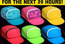 Cap-sac Sale! / For the next 20 hours, The Fannypack For your head, Cap-sac goes on sale for 20% off!