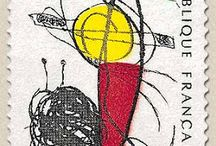 Roland Garros Stamps / Examples from the issue of a new stamp in September, commemorating Roland Garros. http://blog.stampmagazine.co.uk