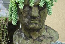 Outdoors/garden / Planters / by Alexandra Bongaerts-duval