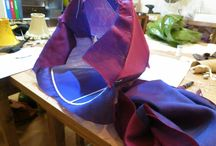 Make Your Own Lamps and Lampshades / Learn how to make your own lampshade. Measure, cut, pin, hand stitch, pleat, line, trim and finish.  Learn the art of traditional hand made lamp shades and more contemporary lamp ideas too.