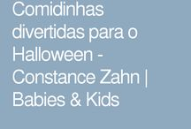 Idéias para o Halloween
