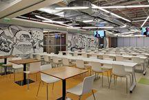 Office Design Reference / Referências de ambientes para escritórios