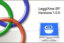 Leggixme / Programma gratuito di sintesi vocale. Alcune funzioni: •Correttore ortografico  •Sinonimi •Traduttore •Calcolatrice •Funzione riassunto