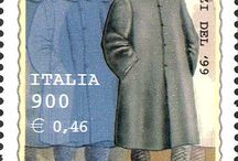 Italia italya stamp