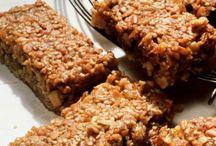 breakfast bars & granola