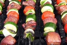Grilling Recipes / Grilling recipes for any time of the year.