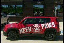 Beer Paws Brewery Tours