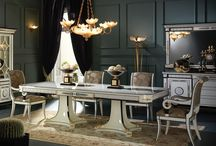 BALMORAL COLLECTION BY MARINER / Balmoral Collection: fine porcelaine, high gloss lacquer, silver plated accents...