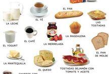 Food in Spanish   La comida en español