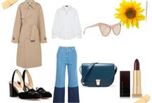 Styling outfits