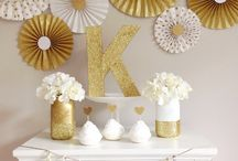 Gold Theme Party