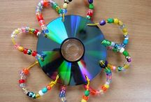CD Crafts / by Jeanette Stromgren