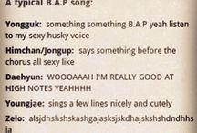 B.A.P normalness