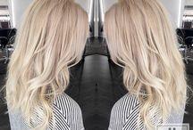 Hair - Blonde & Lilac