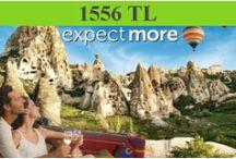 Ziyaret Edilecek Yerler / kapadokya aktiviteleri ve ziyaret edilecek yerler.