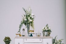 Hues of Blue / a collection of event + wedding decor in hues of blue