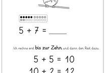 Mathe - Zehnerübergang
