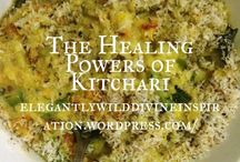 Kitcheri  and other Ayurveda recipes / by Sandy Sibert