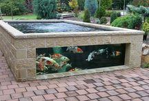 GARDEN ogród woda