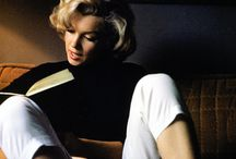Marilyn / by Storm Coote