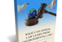 Animal Law / by Becky Robinson