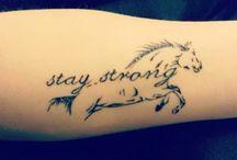 zůstaň silný