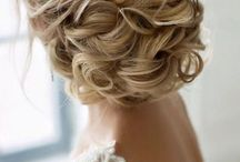 Hair inspiration wedding