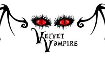 Velvet Vampire / Mein Blog über selbstgemachte Gothic Einrichtung und Deko, für alle Freunde der dunklen Seite.
