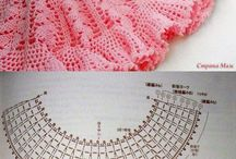 Vestidos crochet