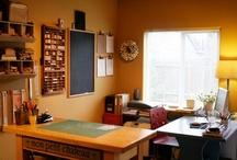 Bookbinding Studio Ideas / by Kelly Stern