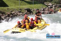 Extreme Waves 19 Luglio 2014 / #Rafting con #ExtremeWaves in #ValdiSole lungo il #fiume #Noce, uno tra i tracciati più belli al mondo per fare #kayak e #hydrospeed in #Trentino!  www.ExtremeWaves.it