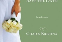 Save the Dates / by Jen Eckert