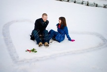 Engagement Pic ideas / by Amy Lewis