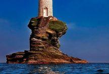 világítótornyok / lighthouses