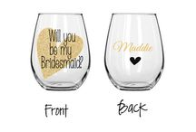 Personalized Wedding Glasses and Gifts