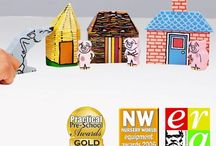 The Three Little Pigs / A range of teaching resources based on the popular story The Three Little Pigs.