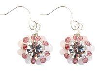 Rosenkwarts (rosekwarts) Creaties - InTu jewelry design / Rozenkwarts en onze rozenkwarts creaties. We zijn er gek op! Rozenkwarts = liefde www.intujewelry.nl