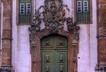 Doors.Freedom of access.