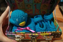 Knitting / by Karine Larose