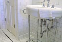 Baths / Bathroom color, design, layout and installation ideas. / by Century Tile