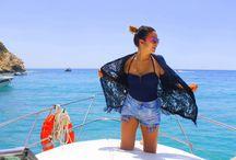Directa al mar / Buenos días, si queréis ver un estilismo diferente con la prenda del verano, os invito a visitar mi nueva entrada: Directa al mar en http://www.laprincesarosa.com/entradas/directa-al-mar.html #bloggertime #blogger #sun #summertime #beach #onboard #bañador #calor