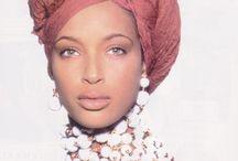 Turban/Headwrap / by Black Fashion