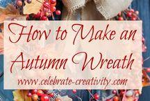 Celebrate-Creativity/Seasonal Decor/Treats