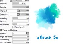 Brushes and Settings