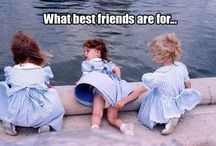 Friendship by Achu / Things that make me think of friendship