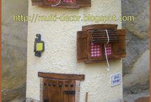 roof tile crafts