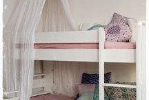 The girls want bunkbeds...