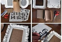 DIY Project / Handmade passion! Hundreds of diy project for your wedding low cost